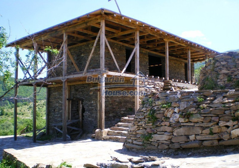 11179:1 - Two houses for the price of one with garden 7000sq.m ,Kardzhali