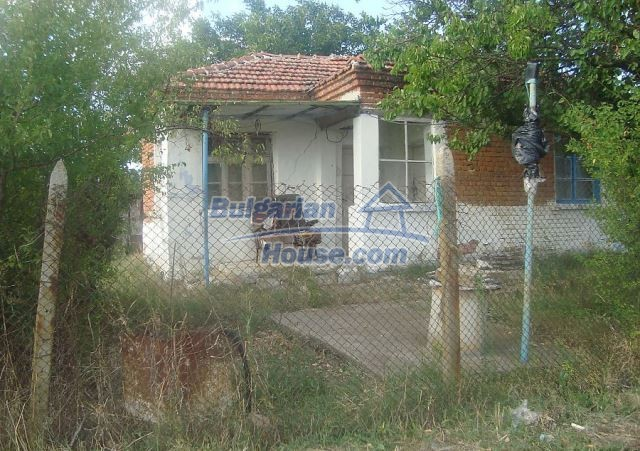 11994:1 - Cheap cozy house with scenic surroundings near the Black Sea