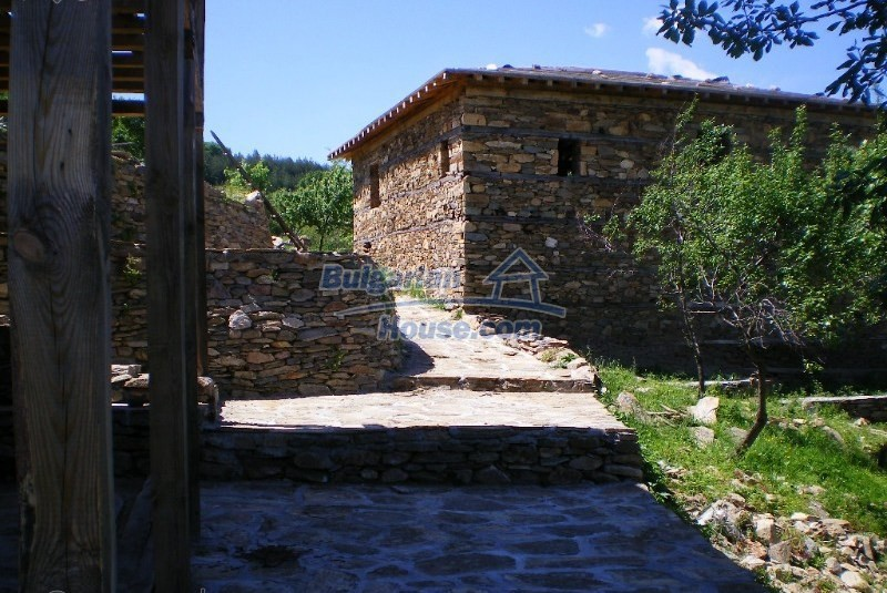 11179:2 - Two houses for the price of one with garden 7000sq.m ,Kardzhali