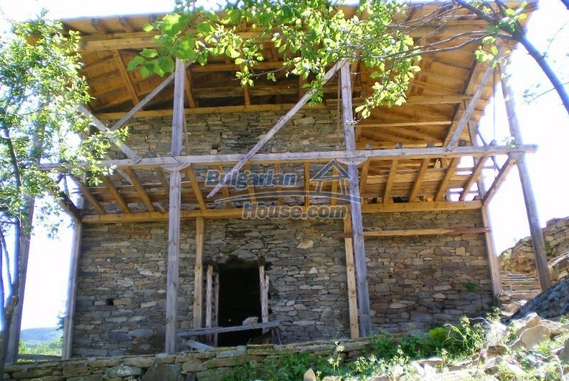 11179:7 - Two houses for the price of one with garden 7000sq.m ,Kardzhali