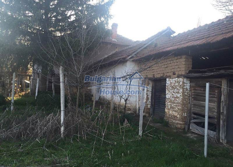 12784:5 - Cozy Bulgarian house for sale near lake in Montana region