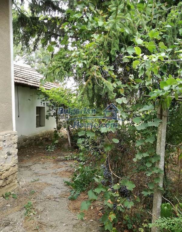12784:9 - Cozy Bulgarian house for sale near lake in Montana region