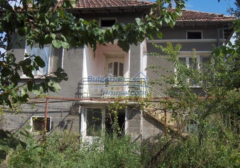 12046:1 - Nice rural home at affordable price near Veliko Tarnovo