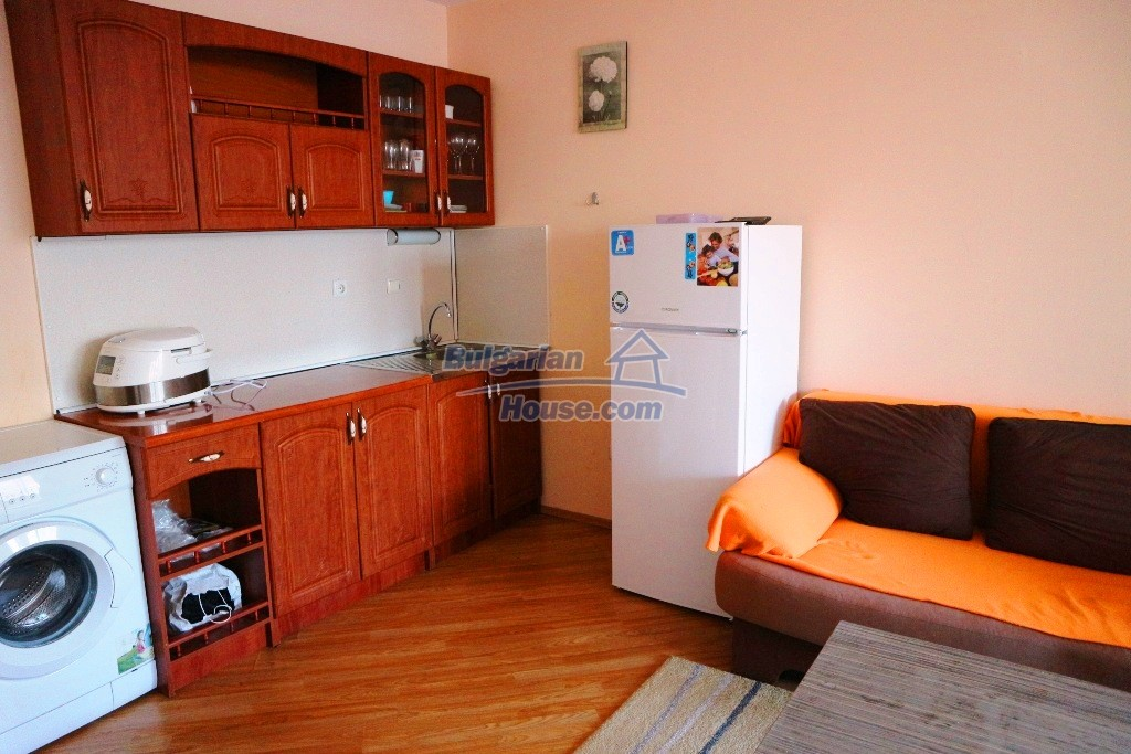 12795:1 - Furnished one bedroom apartment in Rose Garden Sunny Beach