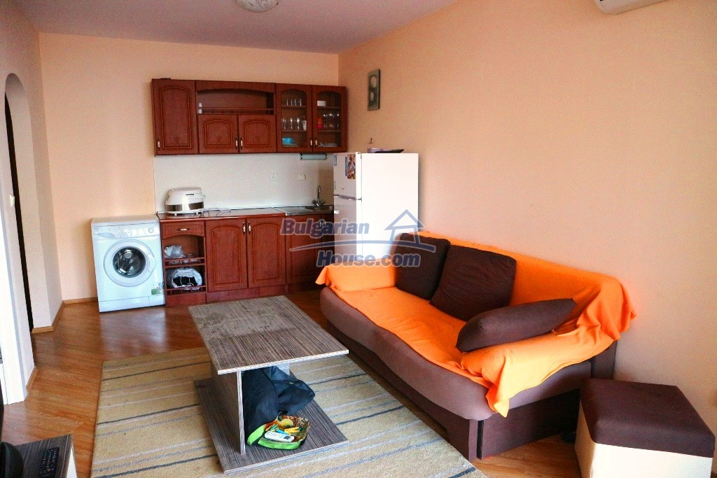 12795:7 - Furnished one bedroom apartment in Rose Garden Sunny Beach