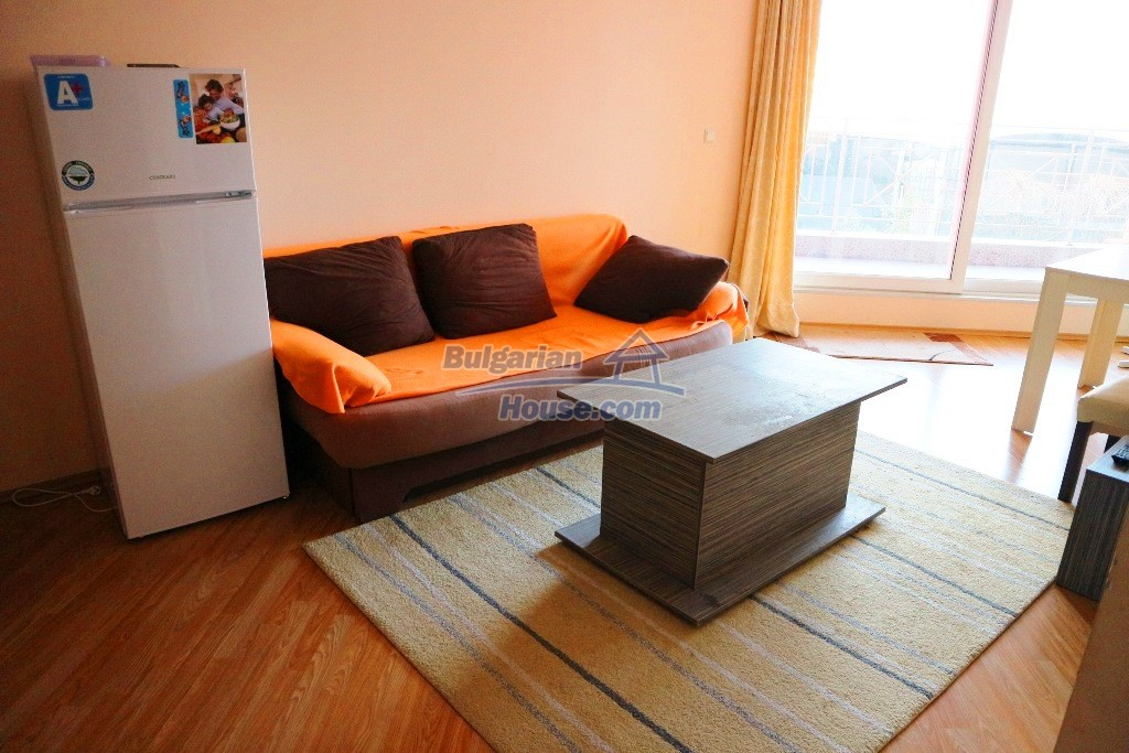 12795:2 - Furnished one bedroom apartment in Rose Garden Sunny Beach