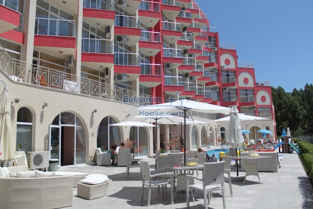 12795:21 - Furnished one bedroom apartment in Rose Garden Sunny Beach