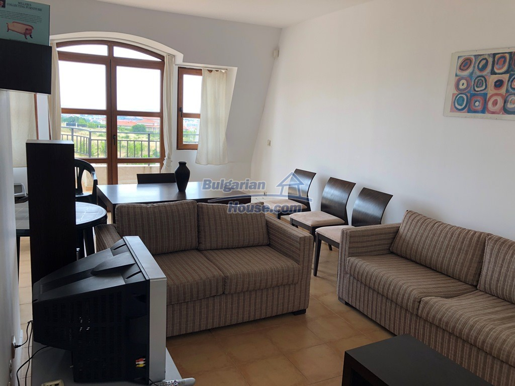 12800:5 - SEA VIEW 2 bedroom apartment in NESSEBAR VIEW, Sunny Beach