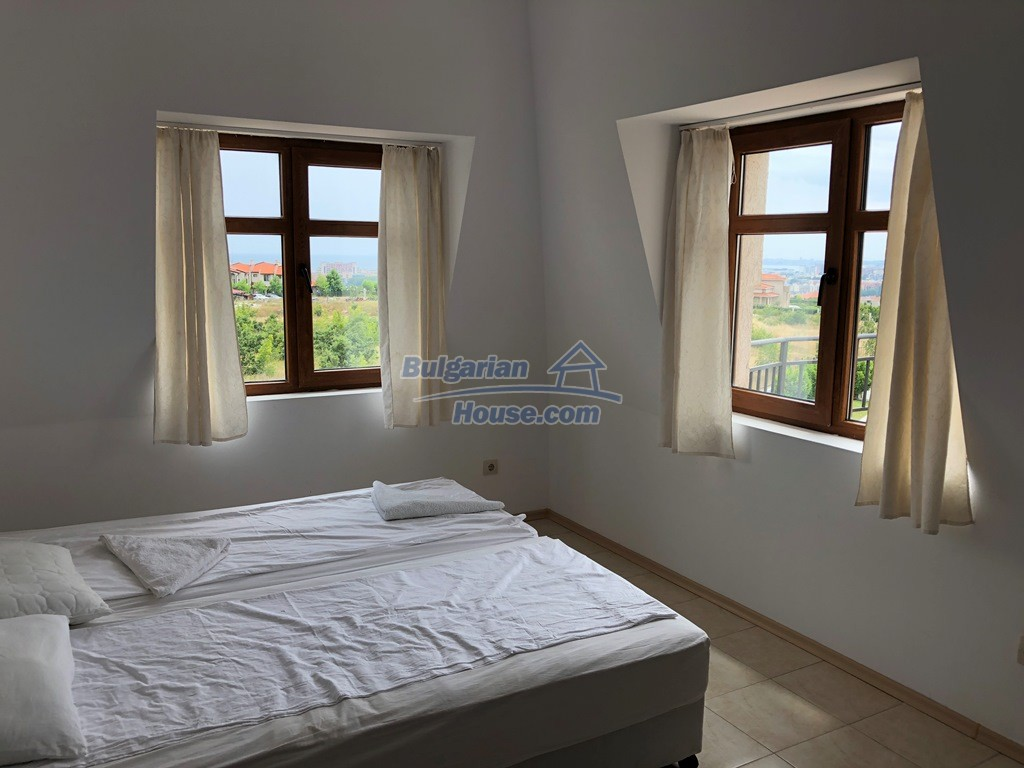 12800:12 - SEA VIEW 2 bedroom apartment in NESSEBAR VIEW, Sunny Beach