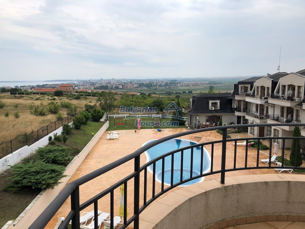 12800:16 - SEA VIEW 2 bedroom apartment in NESSEBAR VIEW, Sunny Beach