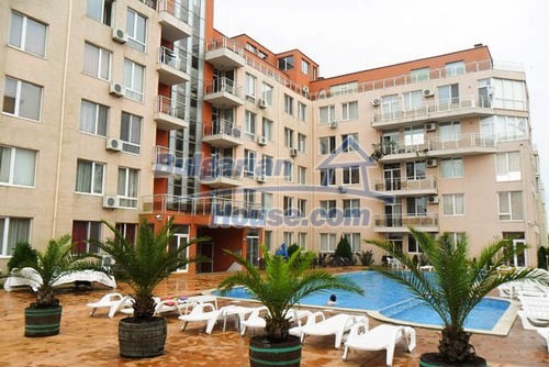12801:1 - Two bedroom apartment in a calm place near Sunny Beach