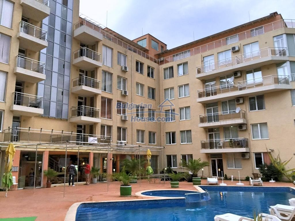 12801:2 - Two bedroom apartment in a calm place near Sunny Beach