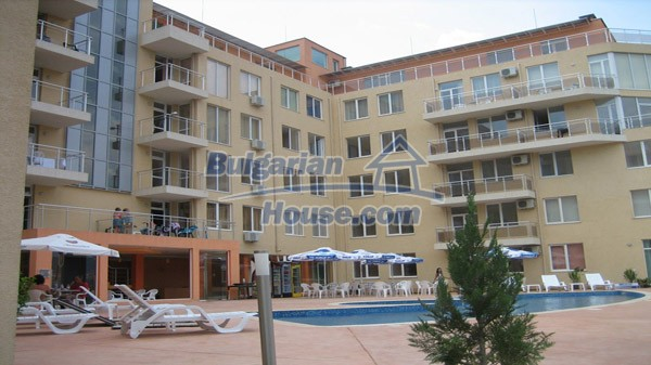 12801:3 - Two bedroom apartment in a calm place near Sunny Beach