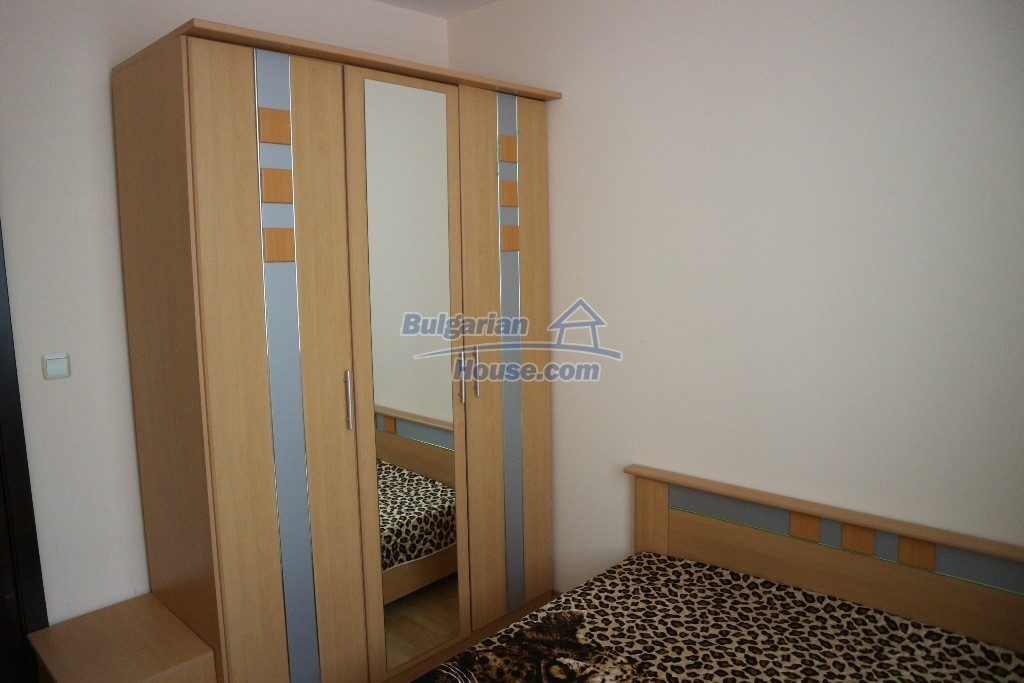 12801:15 - Two bedroom apartment in a calm place near Sunny Beach