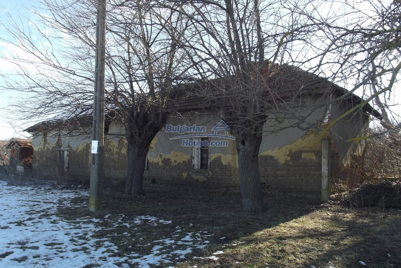 12802:13 - Cheap Bulgaian House with vast garden 4000 sq.m land Vratsa