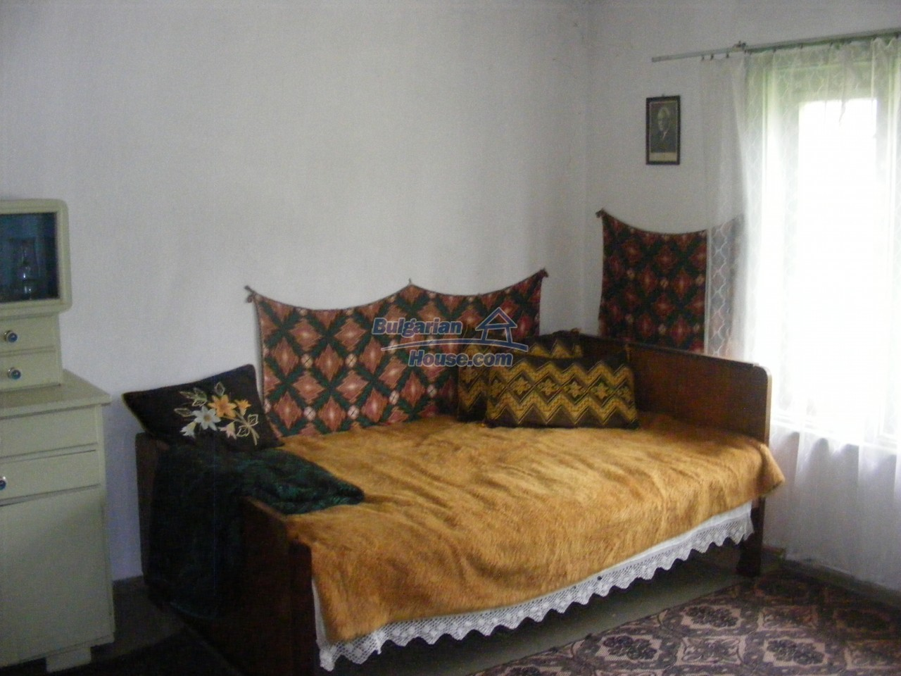 12808:13 - House near Opaka with marvellous views and 5635 sq.m garden