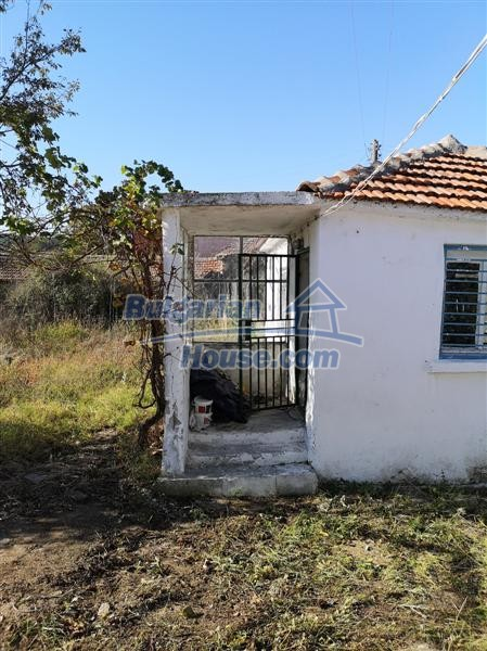 12810:2 - For sale a Bulgarian house 13 km from Topolovgrad and Elhovo