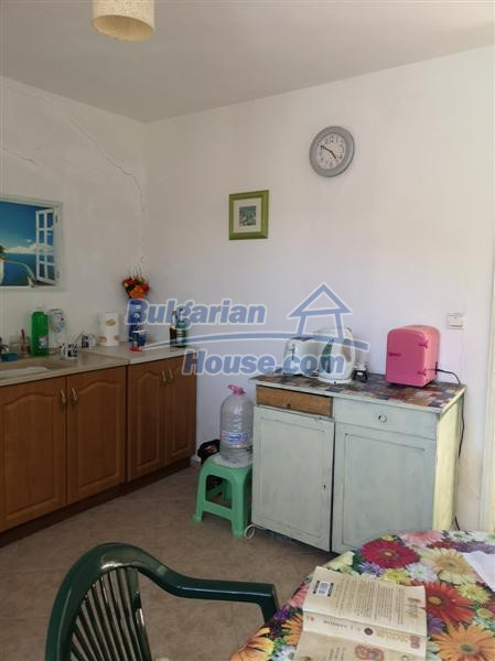 12810:10 - For sale a Bulgarian house 13 km from Topolovgrad and Elhovo