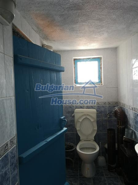 12810:17 - For sale a Bulgarian house 13 km from Topolovgrad and Elhovo