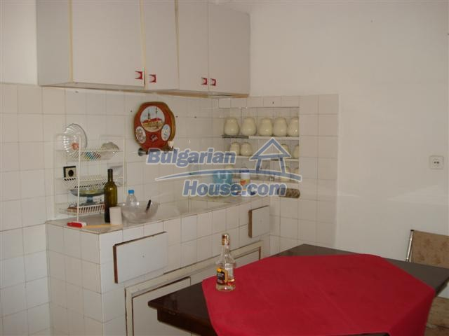12812:14 - Brick Built house for sale at the center of Elhovo town