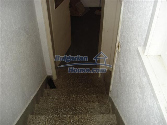 12812:19 - Brick Built house for sale at the center of Elhovo town