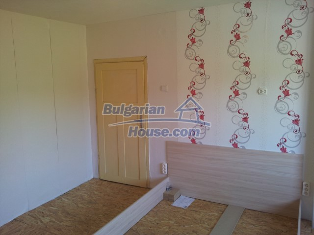12813:47 - Partially renovated two storey Bulgarian house 20 km from Elhovo