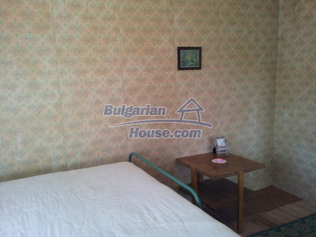 12813:42 - Partially renovated two storey Bulgarian house 20 km from Elhovo