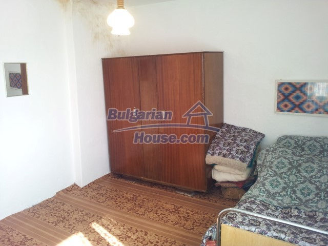 12813:48 - Partially renovated two storey Bulgarian house 20 km from Elhovo