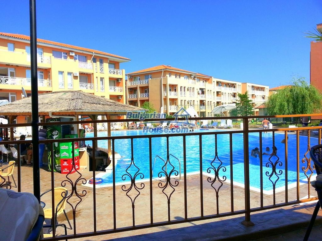 12816:1 - Furnished studio apartment for sale 3 km from Sunny Beach
