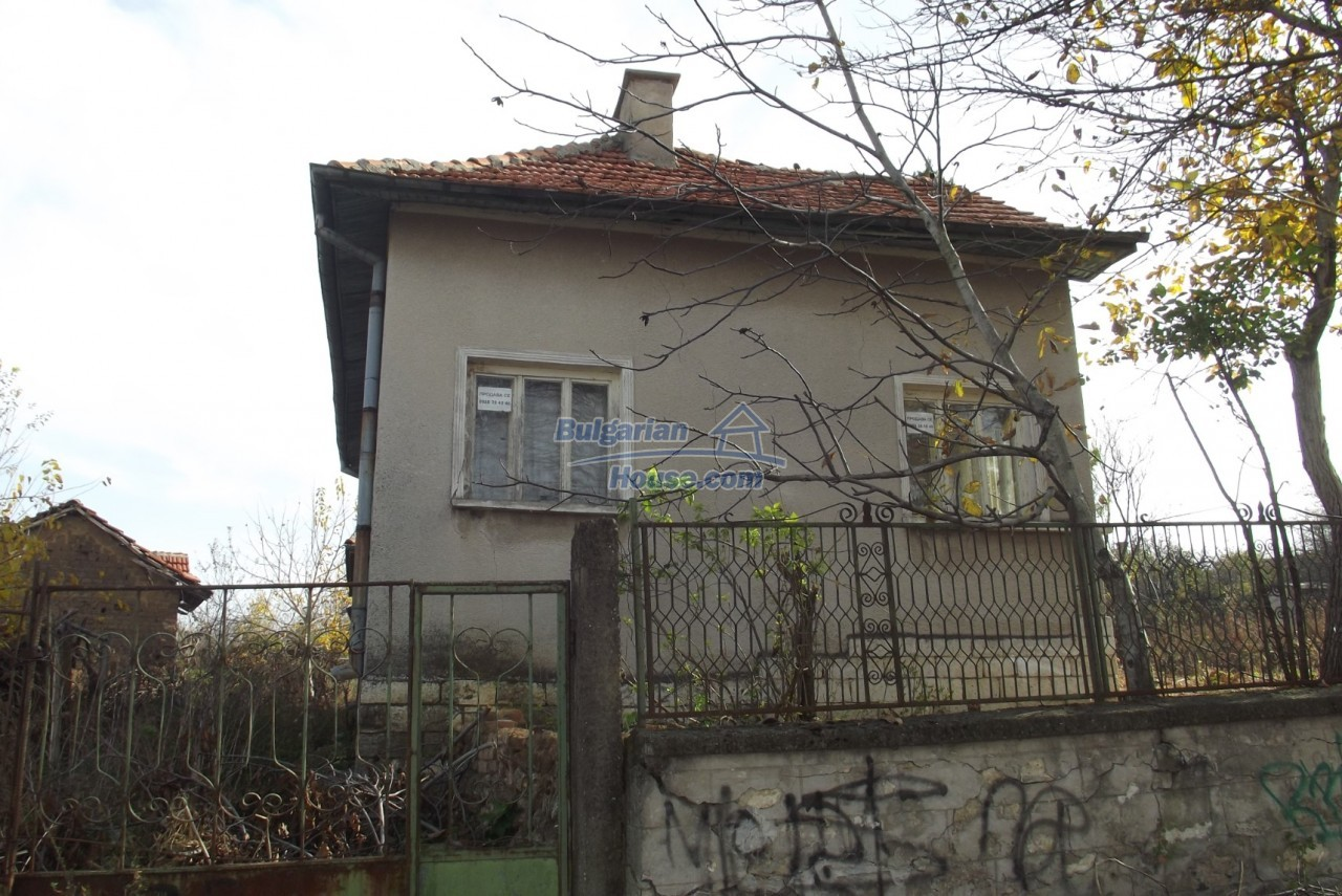 12822:7 - An old Bulgarian property for sale  spacious garden Vratsa