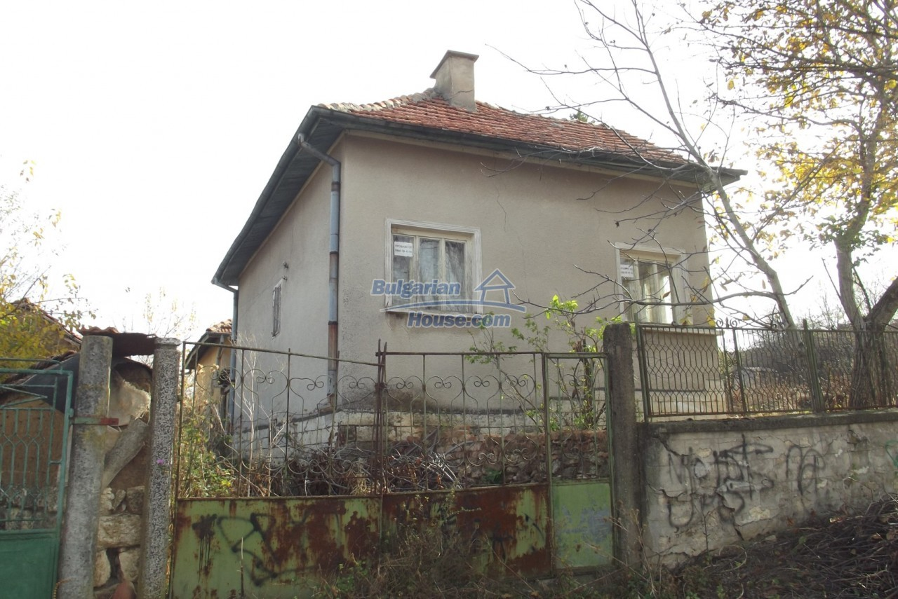 12822:6 - An old Bulgarian property for sale  spacious garden Vratsa