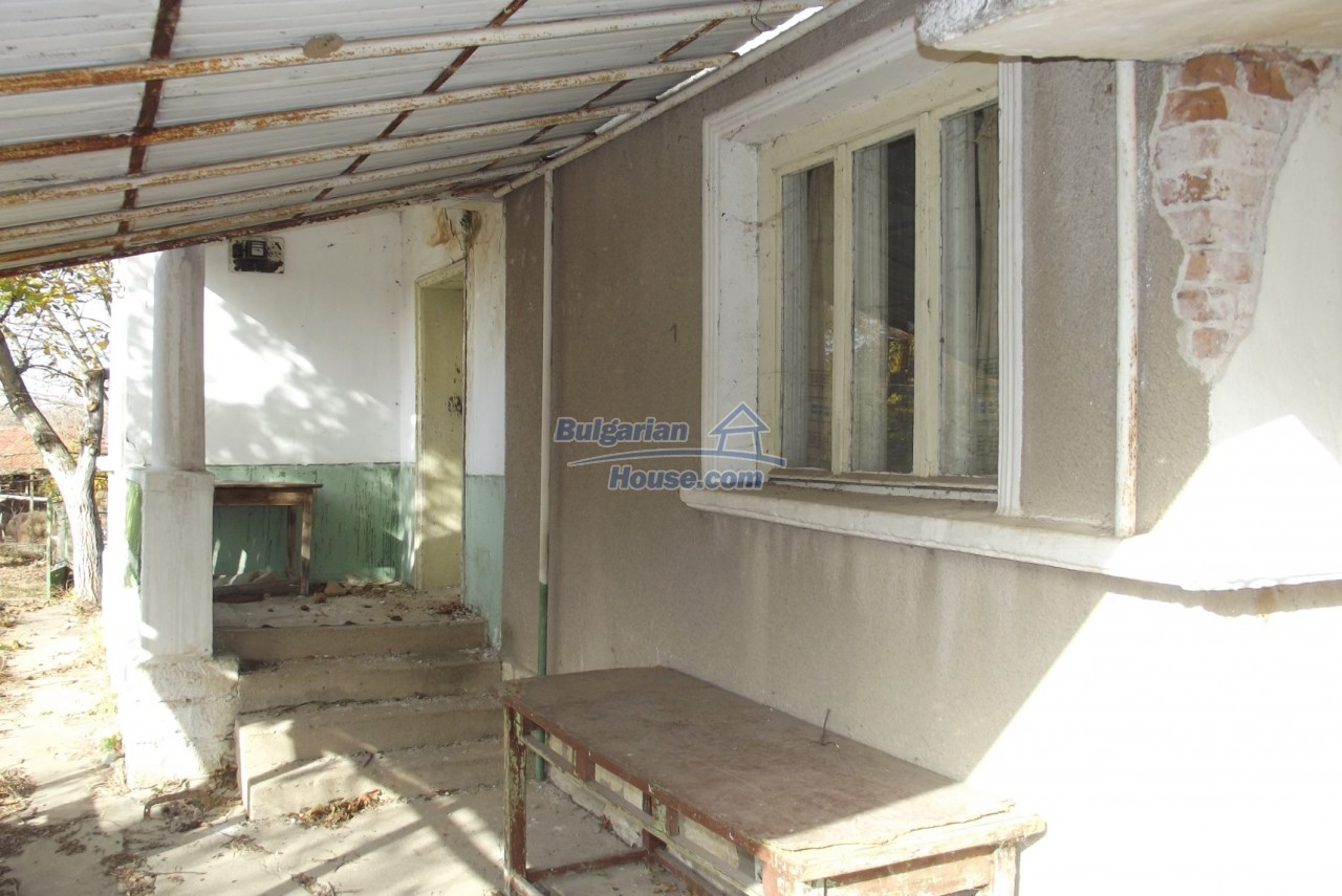 12822:8 - An old Bulgarian property for sale  spacious garden Vratsa
