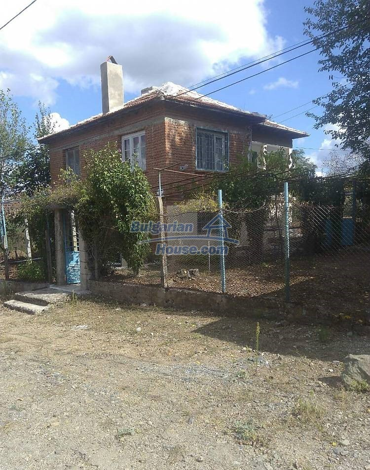 12836:1 - Bulgarian house for sale 30km from Burgas and Black sea