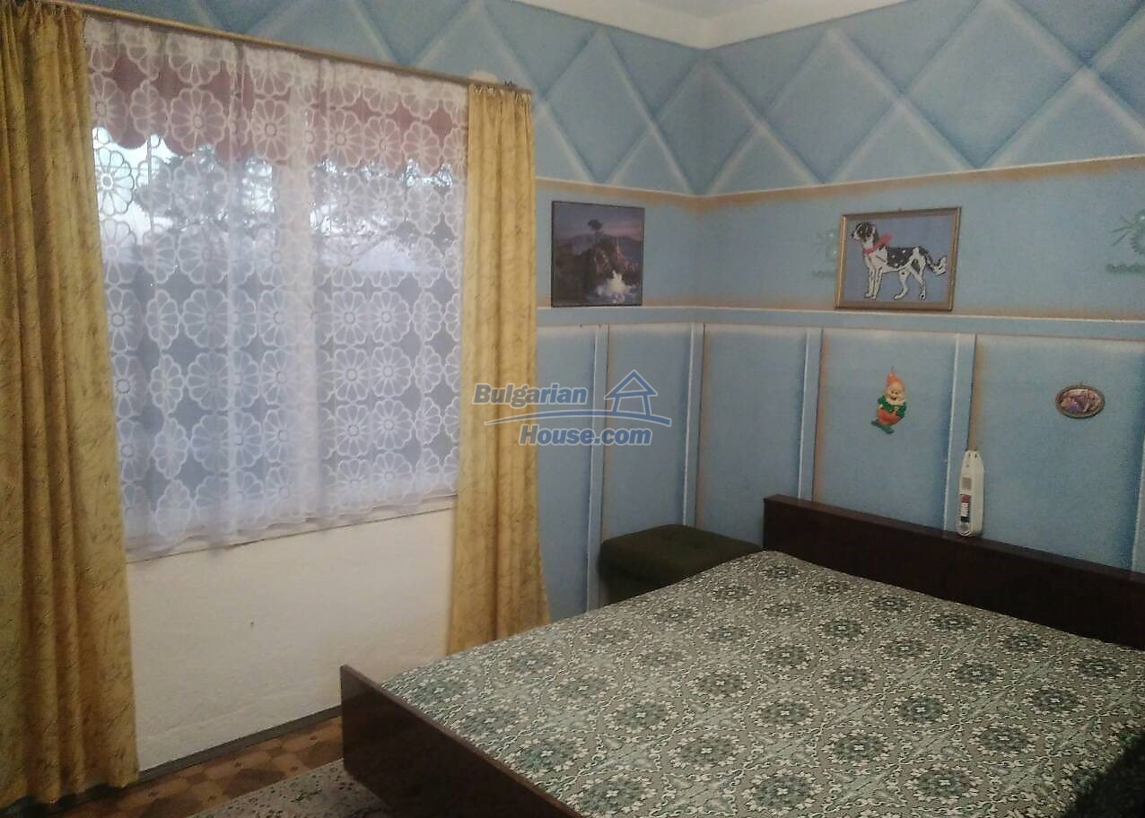 12836:3 - Bulgarian house for sale 30km from Burgas and Black sea