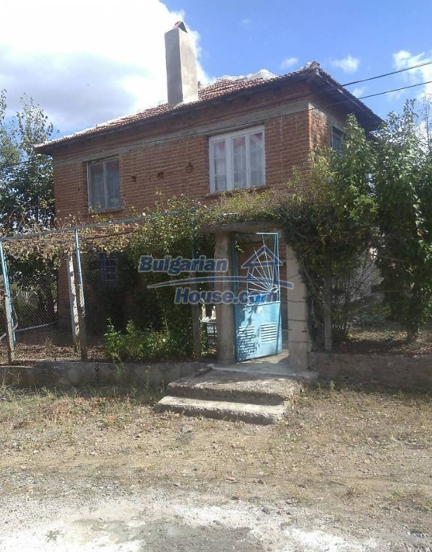 12836:2 - Bulgarian house for sale 30km from Burgas and Black sea
