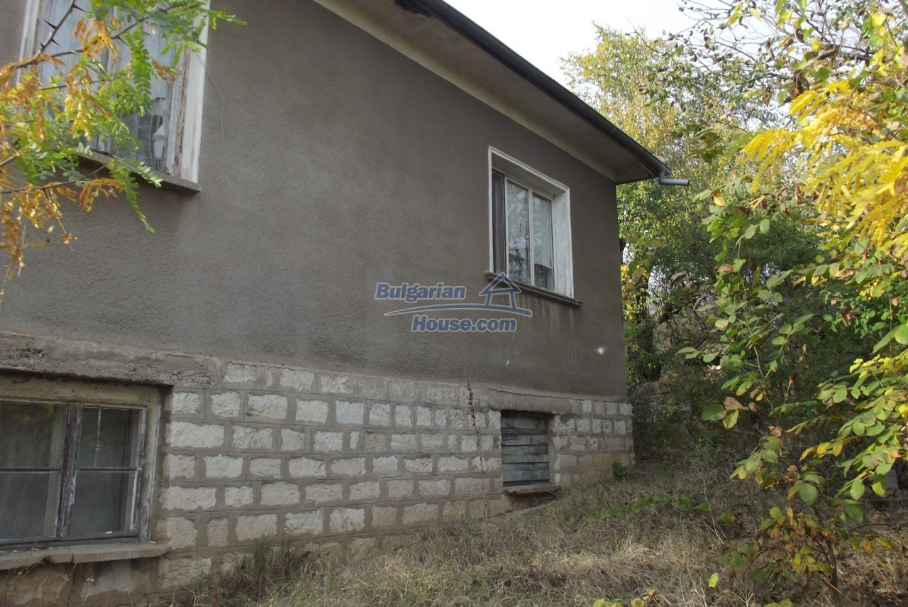 12837:5 - Bulgarian property for sale with enormous garden of 5250 sq.m