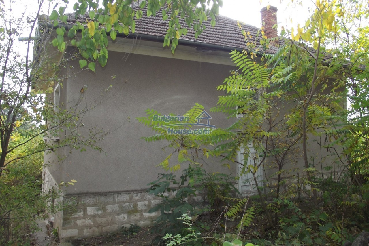 12837:6 - Bulgarian property for sale with enormous garden of 5250 sq.m