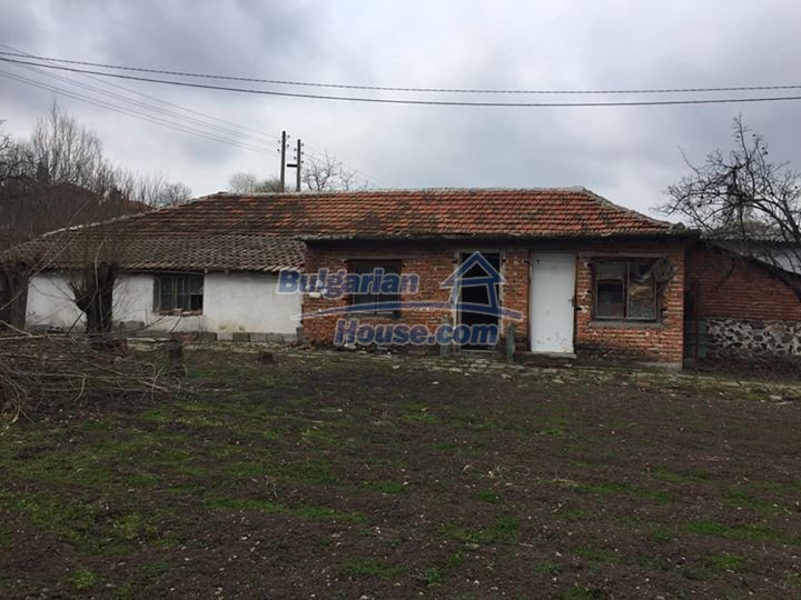 12839:7 - Bulgarian house near mountains and lakes 54km Plovdiv