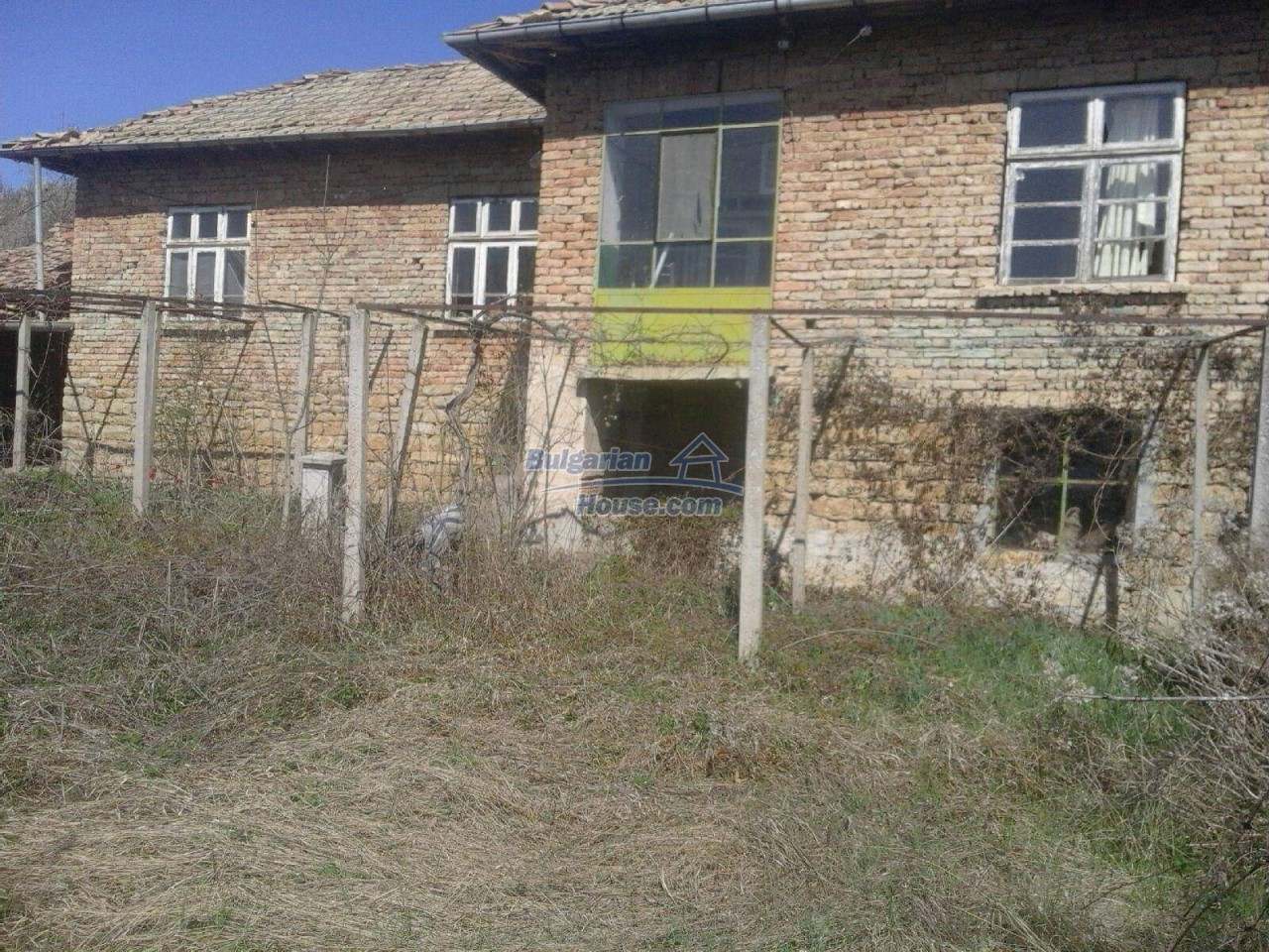 12840:1 - Extremely cheap Bulgarian property for sale near lake