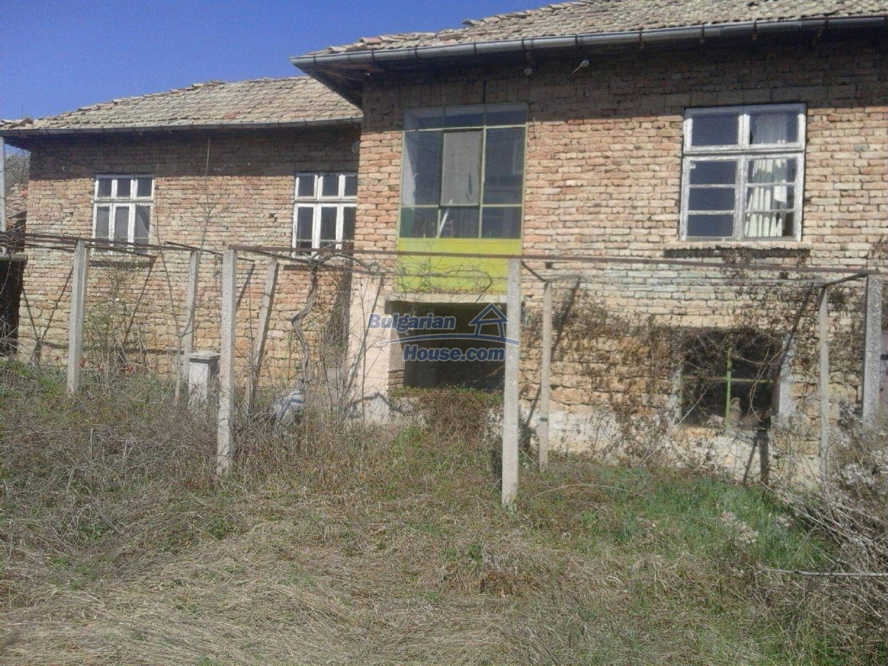 12840:3 - Extremely cheap Bulgarian property for sale near lake