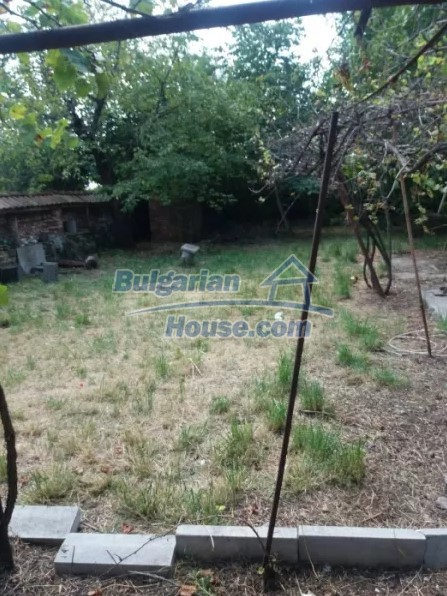 12846:7 - Cheap Bulgarian house with big garden