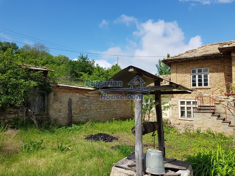 12847:36 - Cheap Bulgarian house near lake and with big garden Popovo area