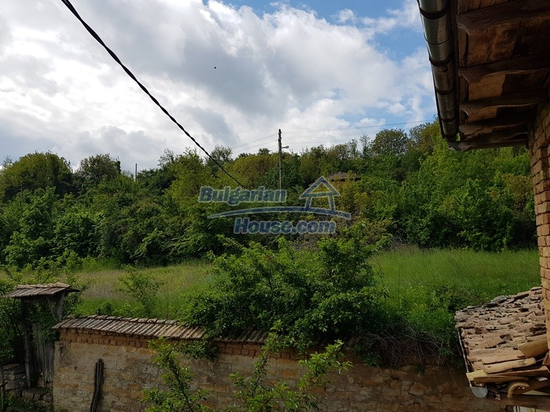 12847:34 - Cheap Bulgarian house near lake and with big garden Popovo area