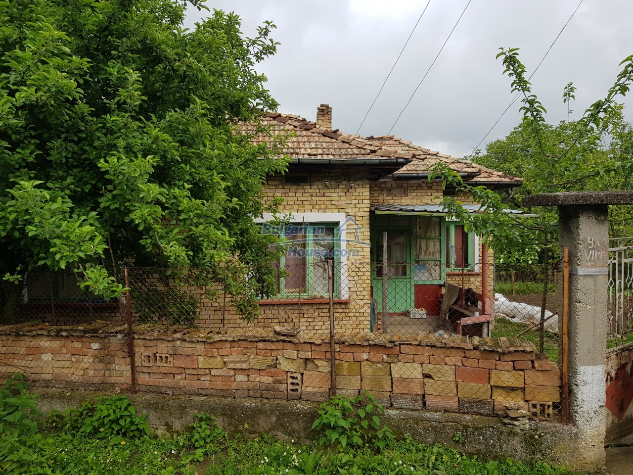 12851:2 - MARVELLOUS VIEWS, garden 8000 sq.m, two houses, farm buildings