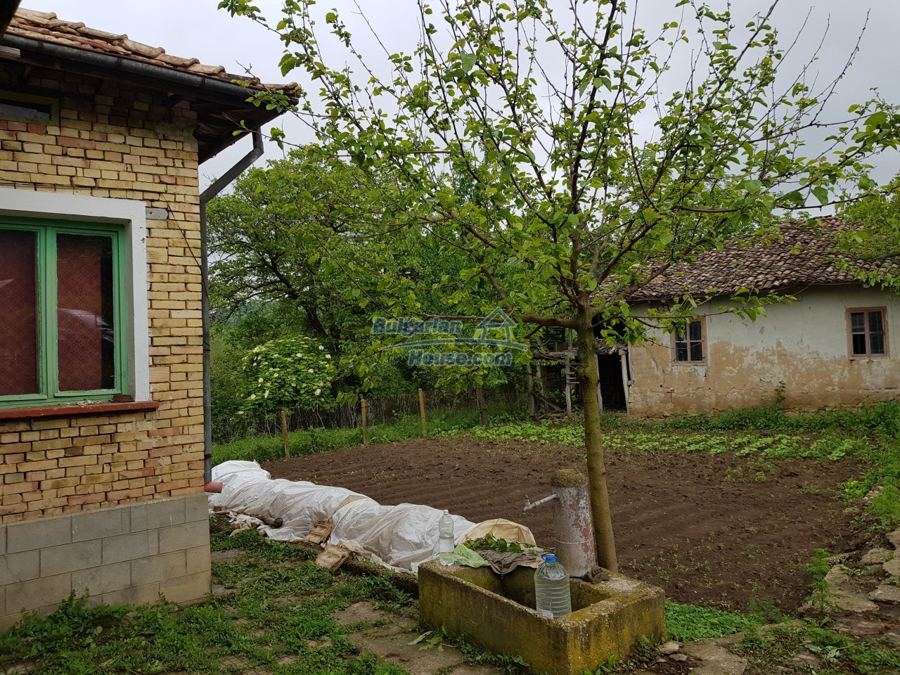 12851:43 - MARVELLOUS VIEWS, garden 8000 sq.m, two houses, farm buildings
