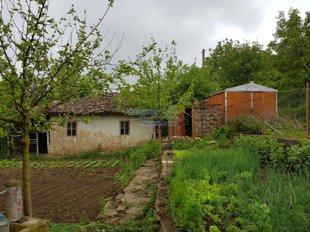 12851:44 - MARVELLOUS VIEWS, garden 8000 sq.m, two houses, farm buildings