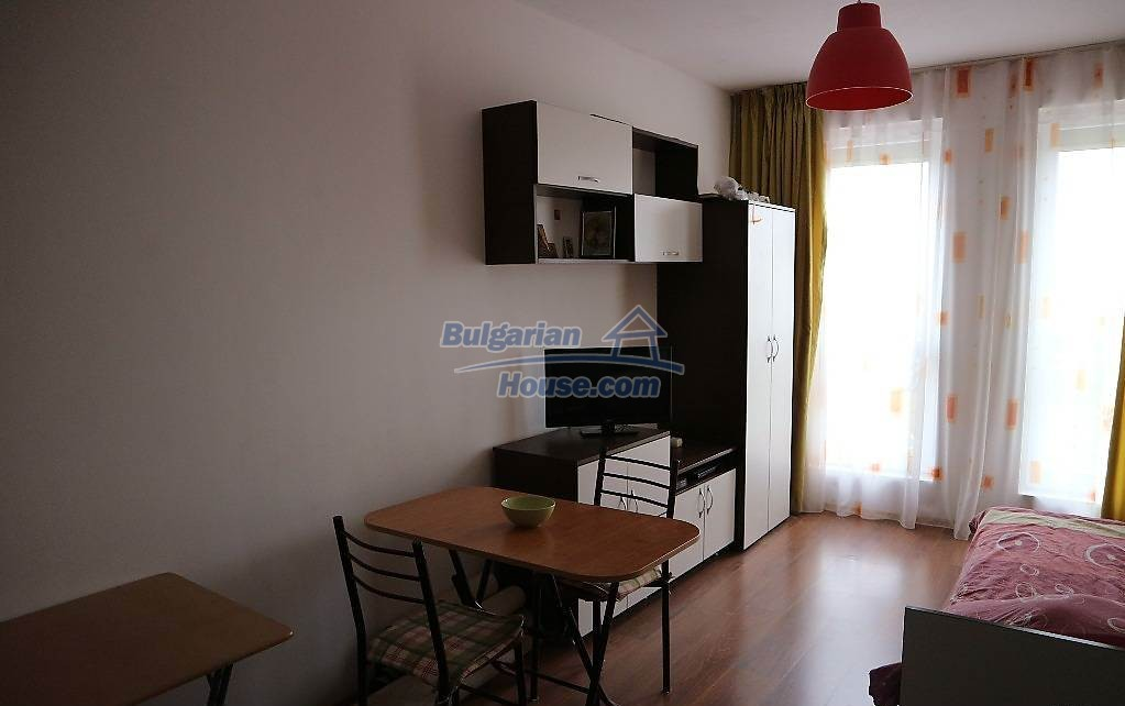 12853:23 - Brilliant studio apartment for sale fully Furnished low price