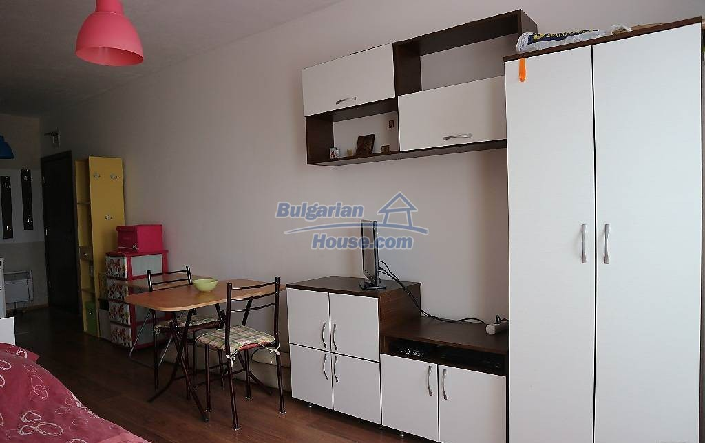 12853:27 - Brilliant studio apartment for sale fully Furnished low price