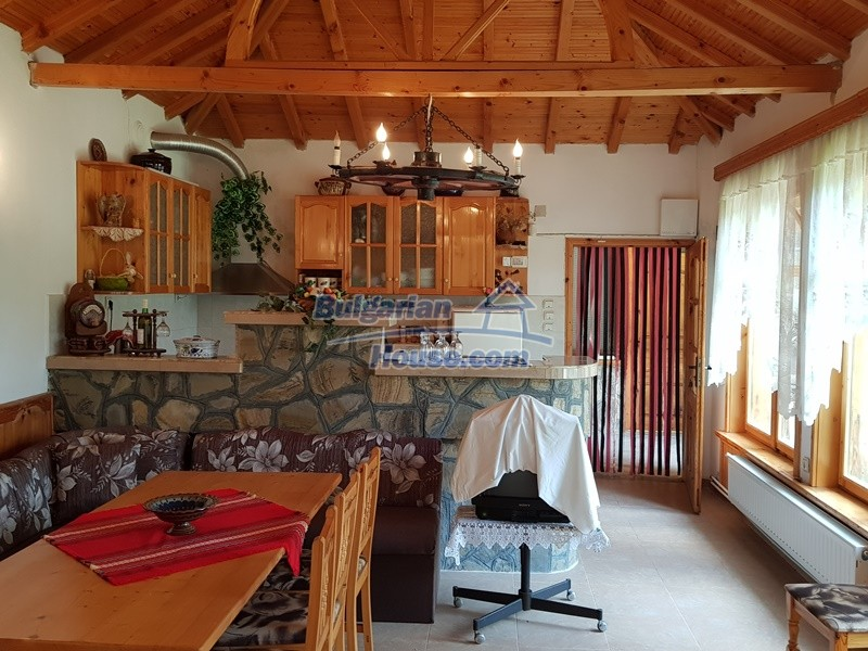 12859:15 - Excellent traditional Bulgarian property next to river VT area