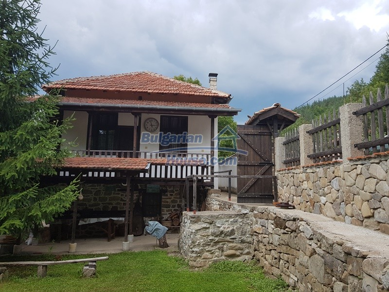 12861:3 - House for sale next to river in forest  50km to Veliko Tarnovo